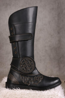 Stylish Mongol Boots