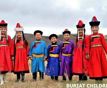 Buryats Mongols