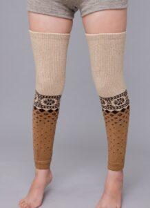 Brown Leg Warmers