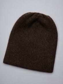Dark Brown Watchcap
