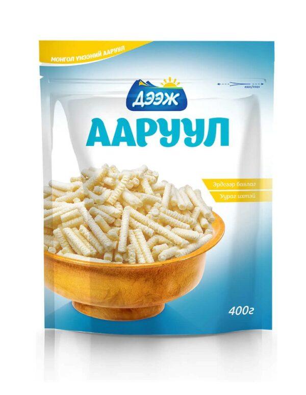 Dried curd - Aaruul