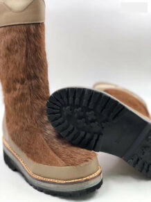 Cowhide Boots