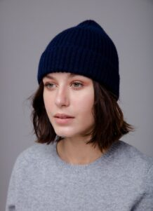 Blue Watchcap