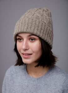 Sheep Wool Hat