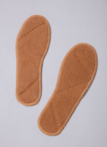 Camel Wool Insoles