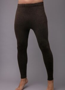 Dark Brown Thermal Underwear