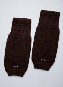 Dark Brown Knee Pads