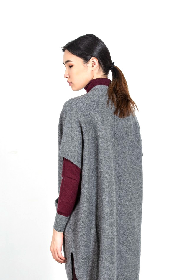 Sheep Wool Cardigan