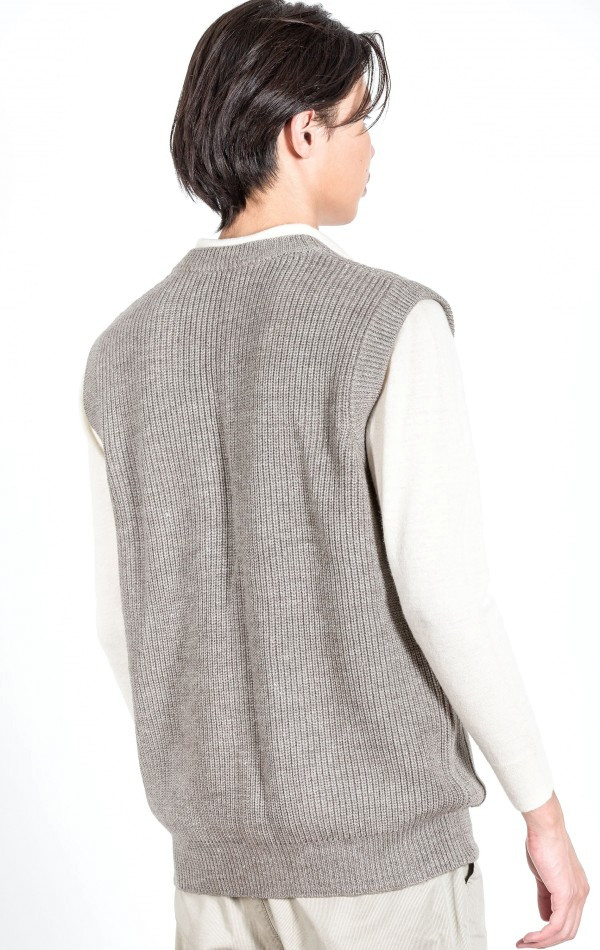Sheep Wool Vest