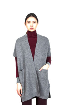 Women Sheep Wool Cardigan