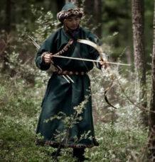 Mongolian Bow/Archery