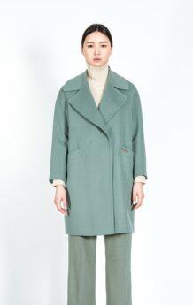 Green Coat Women