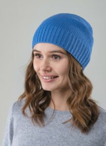 Water Blue Hat