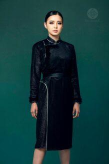 Dark Blue Women's Dress