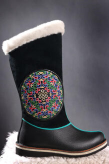 14 the Century Ornament Boots
