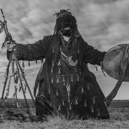 The Black and White Shamans