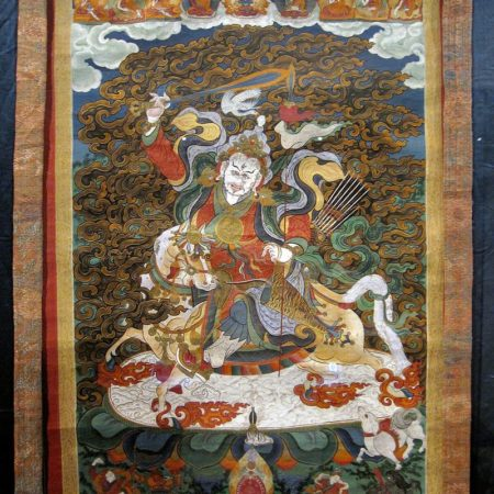 Lamaism and the Mongolian Great Haans