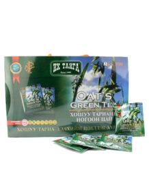 Oat's Green Tea
