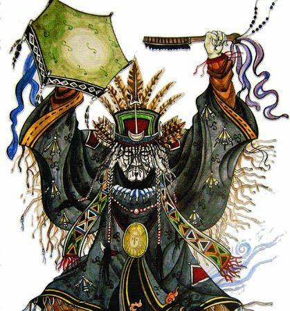 Foundation and Development of Mongolian Shamanism