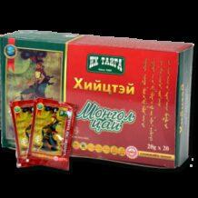 Mongolian Traditional Tea