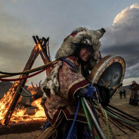 Shamanism in the Hunnu Period