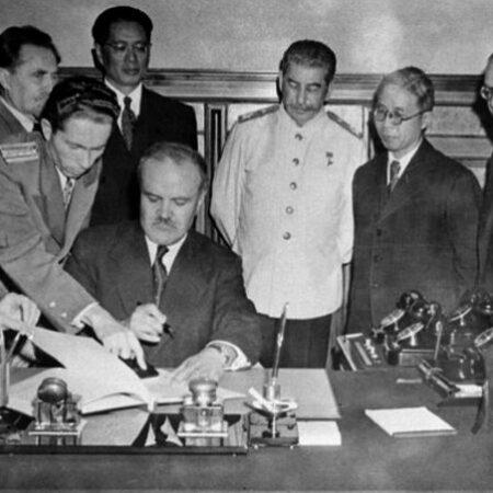 Sino-Soviet Negotiations