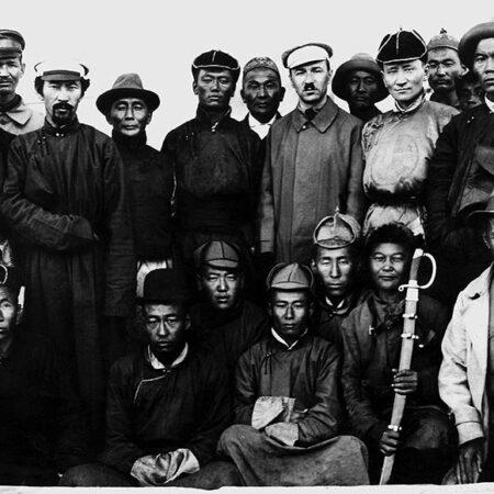 Mongolian Refugees