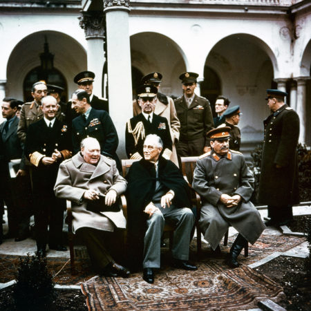 The Yalta Treaty