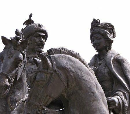Hunanye Chanyu (58-31 BCE)