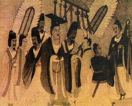 Shiyijian (320-376)