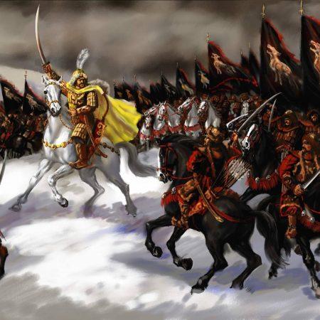 Battle of Baideng