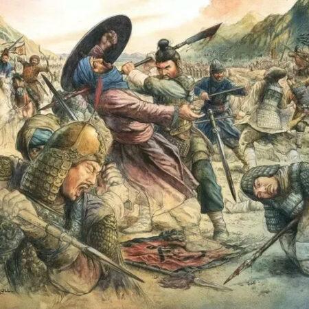 Battle of Talas River