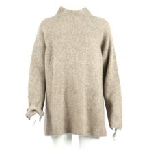 Women yak wool sweater