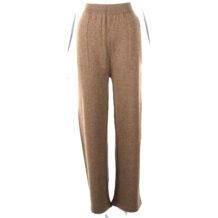 Brown women trousers