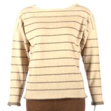 Women striped jumper