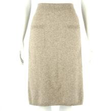 Women yak wool skirt