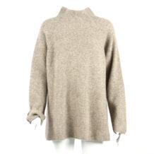 Women yak wool sweater