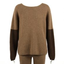 Brown women jumper
