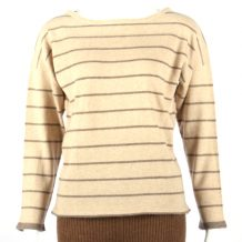Women striped jumper