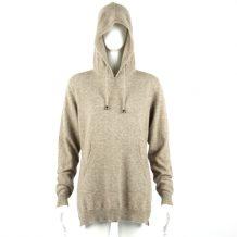 Yak wool hoodie