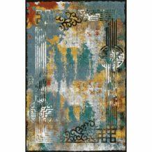 Ancient Design Wool Carpet (200×300 cm)