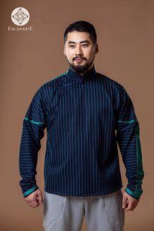Men's Dark Green Deel Shirt