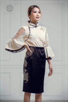 Beige Suit For Women