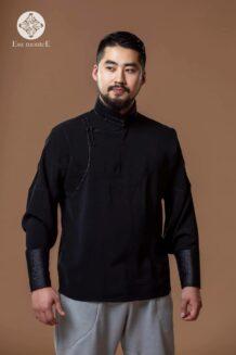 Men's Black Deel Shirt