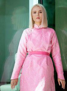 Women's Pink Deel