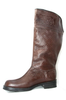 Leather Boots M2 (left)