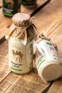 Pure Fermented Camel Milk
