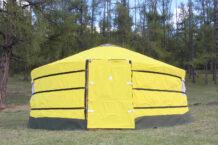 Camping Yurt